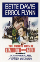 The Private Lives of Elizabeth and Essex 1939 DVD - Bette Davis / Errol Flynn